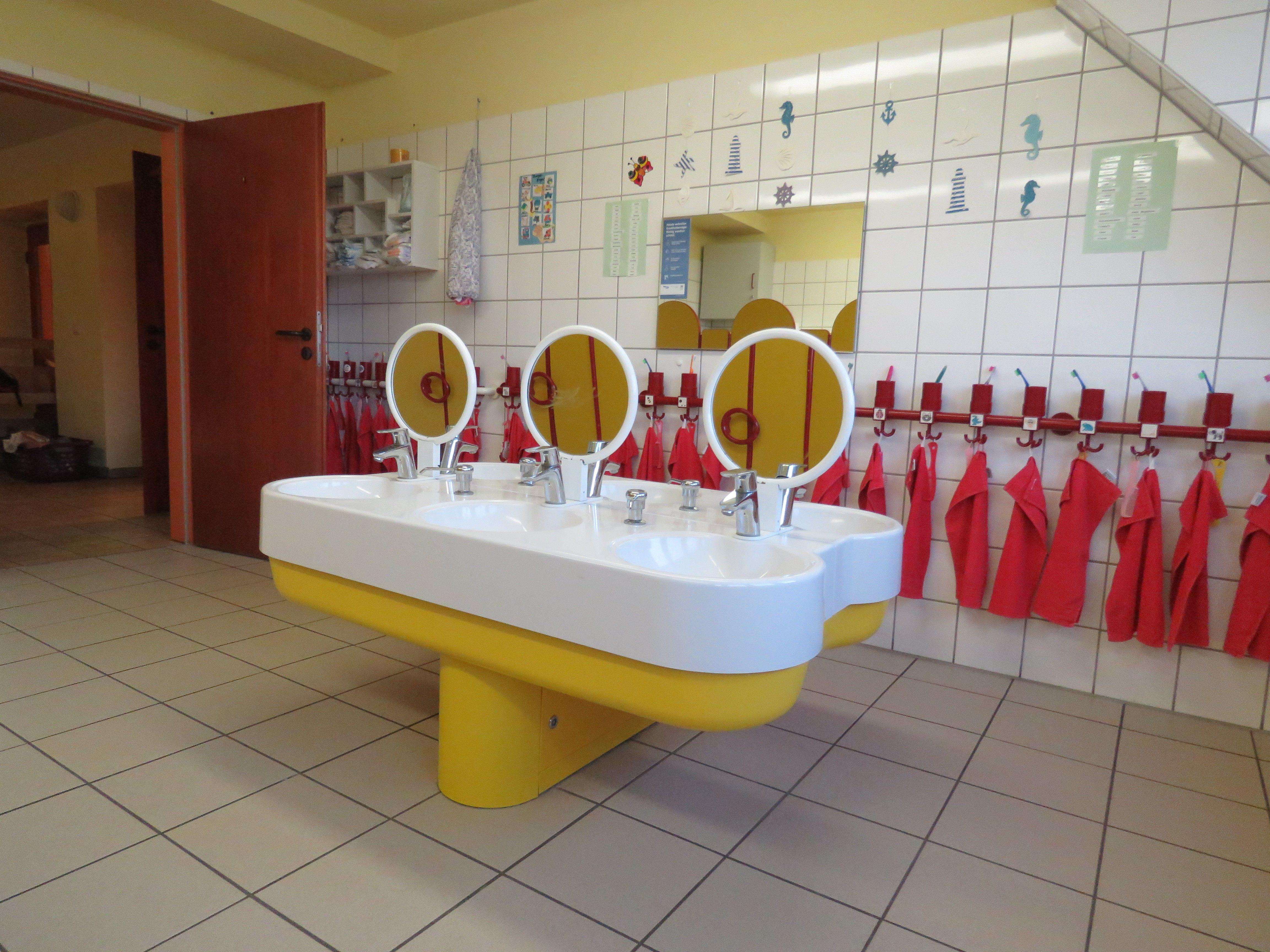 1. Etage Waschraum
