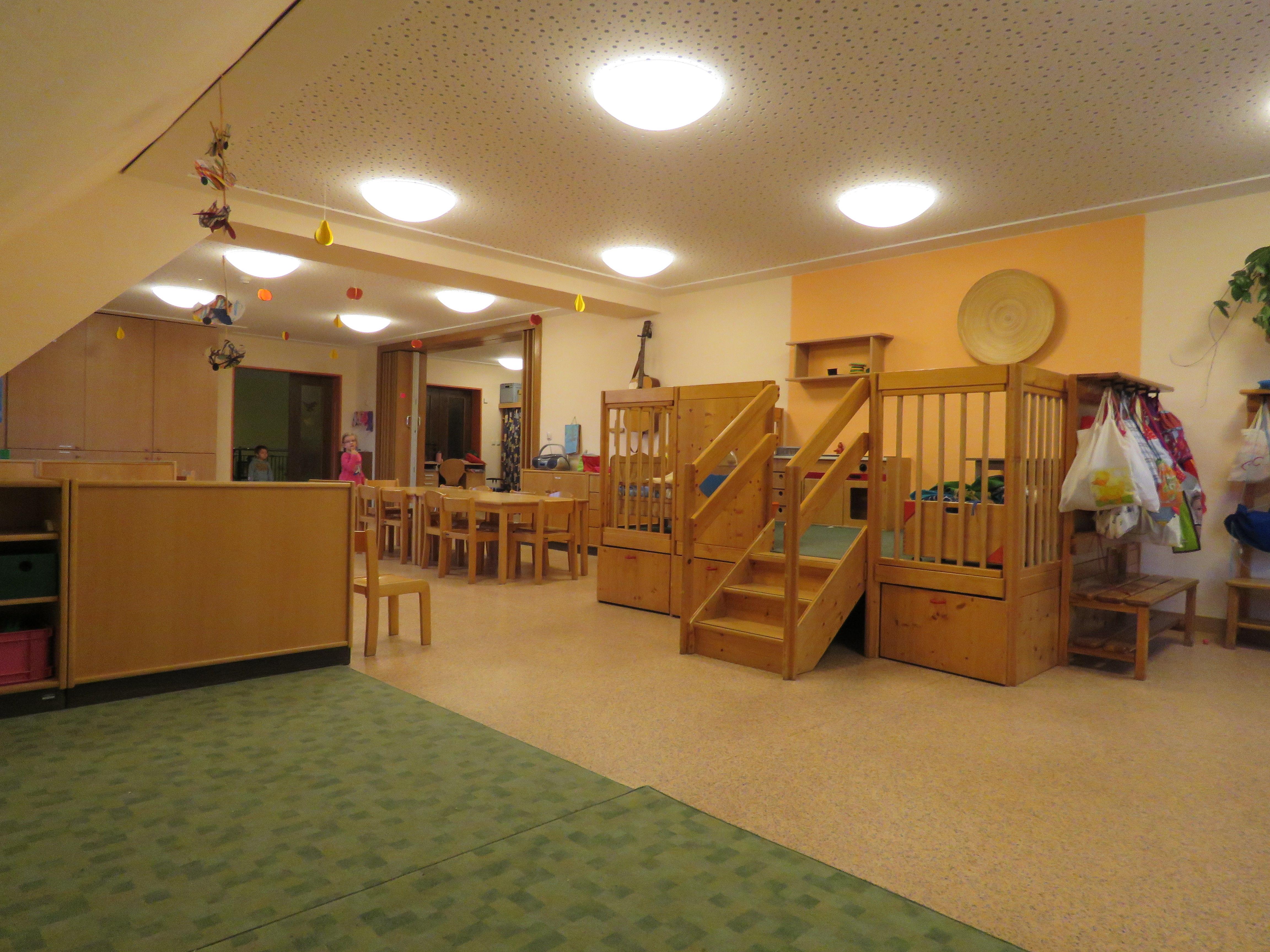Dinogruppe 1. Etage